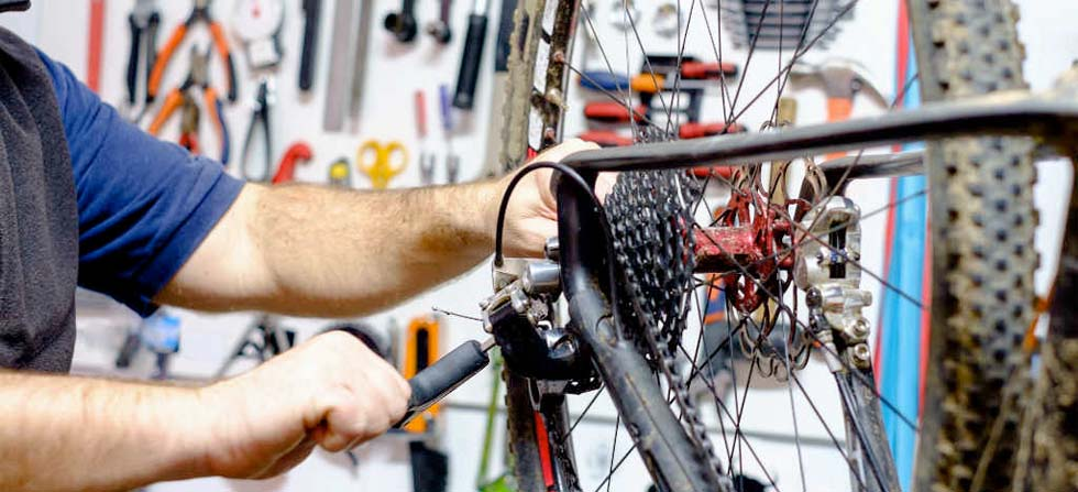 Bike Repairs Clanfield